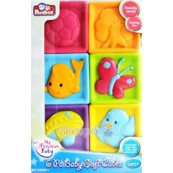 Детские мягкие кубики Redbox с животными