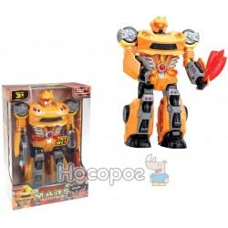 Хепі-кід 6456690 4126Т-4127Т Робот з голосом та звуковими ефектами