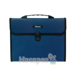Портфель пластиковый на 12 отделений Skiper KLA4-12H