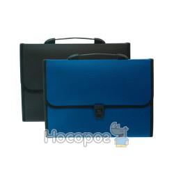Портфель пластиковый на 12 отделений SOHO KF7808