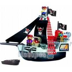"""Конструктор Ecoiffier """"Піратський корабель"""""""