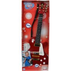 Электронная Рок-гитара Simba