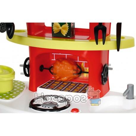 Фото Кухня Chef-Cook Ecoiffier с грилем и посудой