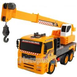 Автокран Dickie Toys с воздушной помпой
