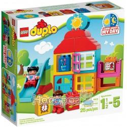 """Конструктор LEGO """"Мой первый домик"""" 10616"""