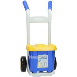Візок з валізою та інструментами Ecoiffier
