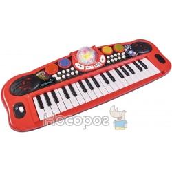 """Музичний інструмент """"Диско. Електросинтезатор"""", 37 клавіш, 8 ритмів, 56 см, 6+"""