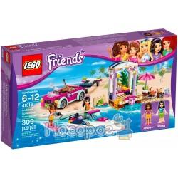 """Конструктор LEGO """"Перевізник катерів Андреа"""" 41316"""