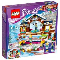 """Конструктор LEGO """"Горнолыжный курорт: каток"""" 41322"""