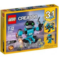 """Конструктор LEGO """"Робот-исследователь"""" 31062"""