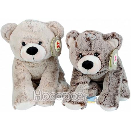 """Фото Плюшева іграшка Nicotoy """"Ведмідь"""", 30 см, 2 види, 0міс.+"""