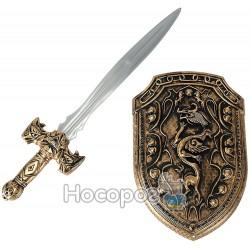 "Зброя лицаря ""Меч і щит"", 53 см, 5+"