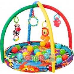 Розвиваючий килимок-басейн Playgro