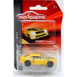 """Машинка металева Majorette """"Premium"""" з карткою., 1:64, 7,5 см, 18 видів, 3+"""