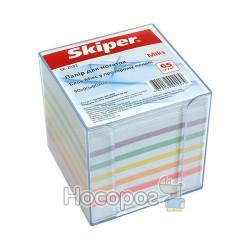 Блок бумаги для заметок в прозрачном пенале SK-2031