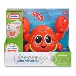 """Интерактивная игрушка Little Tikes серии """"Исследователи океана"""" - поймай меня, крабики!"""