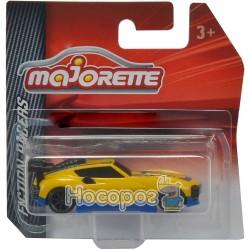 "Машинка металева Majorette ""Перегони"", 7,5 см, 6 видів, 3+."