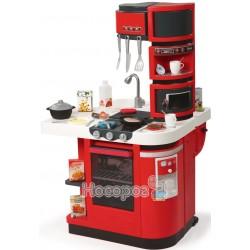 Интерактивная кухня Smoby Tefal Master Red с раздвижной столешницей 311100