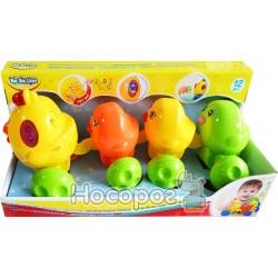 Детская пластиковая игрушка BeBeLino 58027