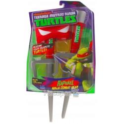 Набор игрушечного оружия серии Черепашки-ниндзя ДВОЙНАЯ СИЛА - снаряжение Рафаэля