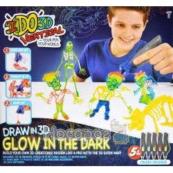 Набор для детского творчества IDO3D с 3D-маркером
