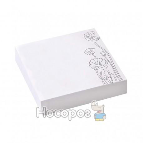 """Блок бумаги для заметок клееный """"Мак"""" L1326"""