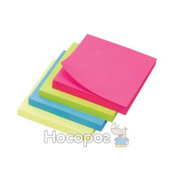 Блок бумаги для заметок с клейким слоем L1211