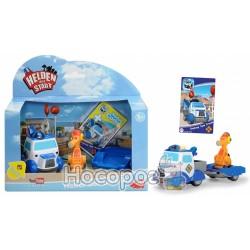 """Игровой набор Dickie Toys """"Герои города. Томми и Робби"""""""