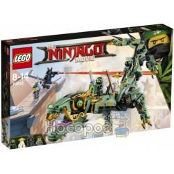 Конструктор Драконобот зеленого ніндзя 70612