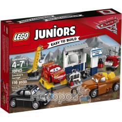 "Конструктор LEGO ""Гараж Домкрата"" 10743"