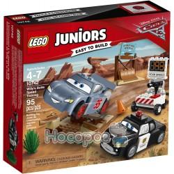 """Конструктор LEGO """"Швидкісне тренування у Вілліс Батт"""" 10742"""