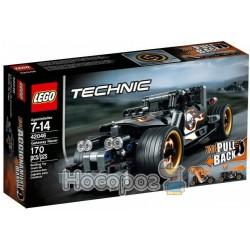 """Конструктор LEGO """"Гоночный автомобиль с реактивным двигателем"""" 42046"""
