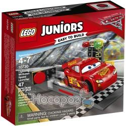 """Конструктор LEGO """"Скоростная пусковая установка Молнии Макквина"""" 10730"""