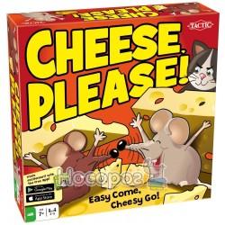 """Игра настольная Tactic """"Сыр, пожалуйста!"""" 54552"""
