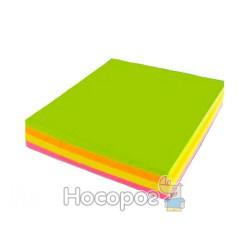 Блок бумаги для заметок с клейким слоем TZ-F