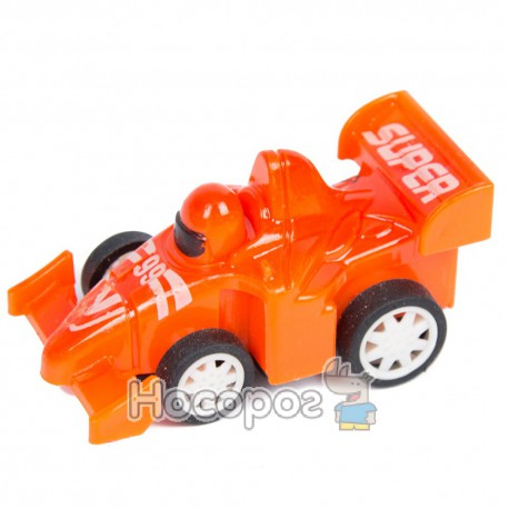 Машинка 9055А пластиковая, инерция, 6*3*2,5 см (1400)