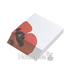 """Блок бумаги для заметок клееный """"Мак"""" L1313"""