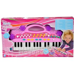 """Музыкальный инструмент Simba """"Електросинтезатор.Дивочий стиль"""" 6830692"""