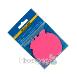 Блок бумаги для заметок с клейким слоем ВМ. 2360-99 яблоко