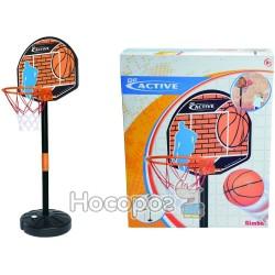 """Игровой набор """"Баскетбол"""" с корзиной, высота 160 см, 4+"""