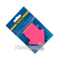 Блок бумаги для заметок с клейким слоем ВМ 2366-99