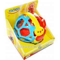 Погремушка Гибкий мяч BeBeLino 58043