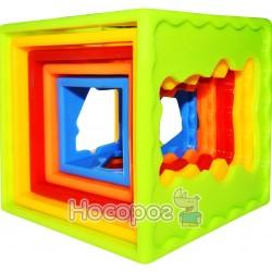 Кубики-пірамідка BeBeLino 57028