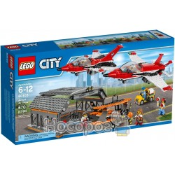 """Конструктор LEGO """"Авиашоу в аэропорту"""" 60103"""