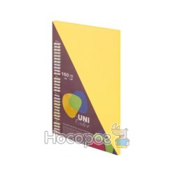 Бумага цветная Uni Color Intensive Mustard А4, 160 г/м²