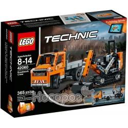 """Конструктор LEGO """"Бригада служби дорожніх робіт"""" 42060"""