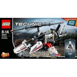 """Конструктор LEGO """"Ультралегкий гелікоптер"""" 42057"""