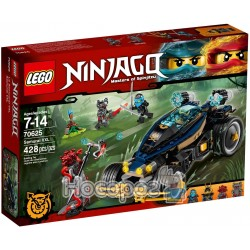 "Конструктор LEGO ""Самурай VXL"""