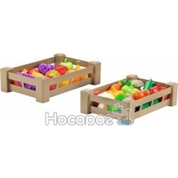 Игровой набор Ecoiffier Ящик с продуктами Урожай 000948
