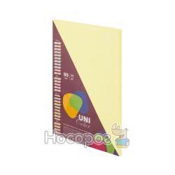 Бумага цветная Uni Color PASTEL YELLOW